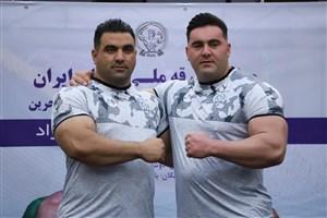 پنجمی قویترین مردان ایران در مسابقات جهانی