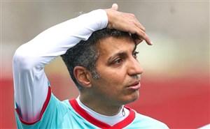 فردوسیپور: شرایط تیم ملی خطرناک است