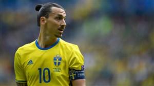 بازگشت زلاتان ابراهیموویچ به تیم ملی سوئد