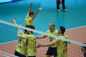 تبریک مدیر ورزش کرمان به تیم والیبال فولاد سیرجان