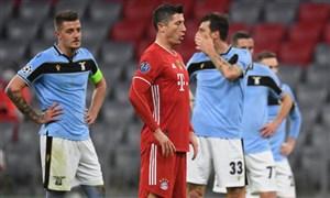 رکورد بد جدید فوتبال ایتالیا در لیگ قهرمانان