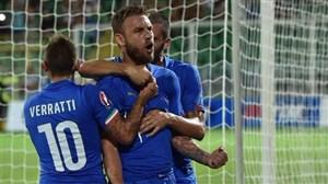 بازگشت اسطوره رم به تیم ملی ایتالیا