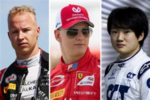 تازهواردان F1؛ سلطان قلبها، راکت ژاپنی و میلیاردر منفور