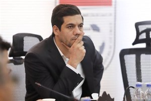 معاون اجرایی سابق پرسپولیس در جلسه AFC (عکس)