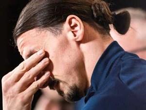 سوالی که اشک زلاتان ابراهیموویچ را در آورد (عکس)