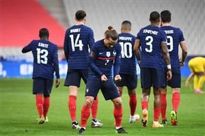 توقف فرانسه و پیروزی پرتغال در مقدماتی جامجهانی