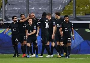پیروزی آلمان و توقف اسپانیا در مقدماتی جامجهانی