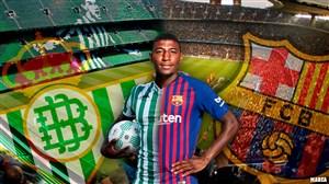 بازیکن بارسلونا با 25 میلیون یورو در پی اس جی؟