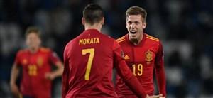 پیروزی اسپانیا و انگلیس در مقدماتی جام جهانی