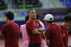 مربی کامبوج: یک سال است بازی نکردهایم!