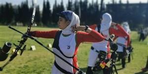 اعلام جزئیاتی از اردوی کمانداران در ترکیه