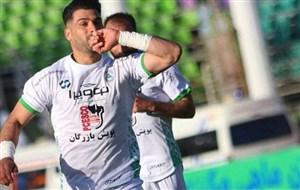 محمدیمهر؛رکورد ویژه گلزنی از روی ضربات کاشته