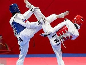 تاریخ جدید مسابقات بینالمللی تکواندو مشخص شد