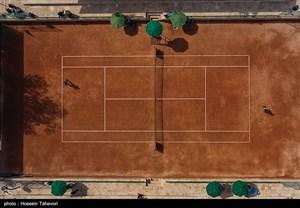 مسابقات تنیس فدکاپ بانوان لغو شد