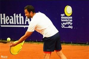جدیدی با نظر پزشک در مسابقات تنیس شرکت میکند