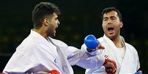 4 کاراته کای ایرانی رسما المپیکی شدند