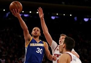 لیگ NBA؛ پیروزی گلدن استیت با درخشش کری