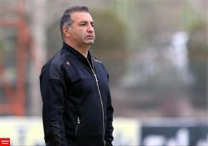 تسلیت به مربی فوتبال ایران