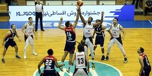 لیگ برتر بسکتبال؛ پیروزی آسان شهرداری گرگان