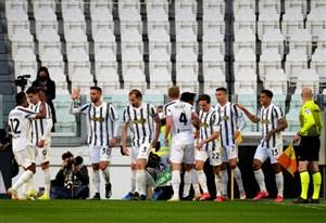 یوونتوس ۲-۱ ناپولی؛ خروج موقت تیم پیرلو از بحران