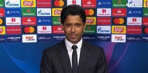 واکنش ناصر الخلیفی به پیروزی مهم PSG برابر بایرن