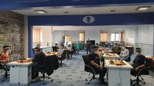 شطرنج قهرمانی کشور باشیلد (عکس)