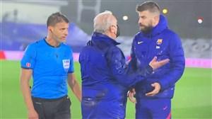 عصبانیت ستاره های بارسلونا به رختکن کشیده شد