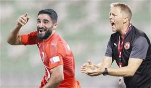 مهرداد محمدی بهترین بازیکن هفته پایانی لیگ قطر