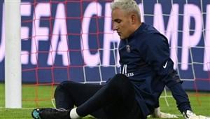 نگرانی در PSG؛ واکنش پوچتینو به مصدومیت ناواس