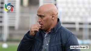 منصوریان: هیچ بازیکنی در تیم من حاشیه امنیت ندارد