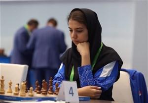 شانزدهمی خادمالشریعه در بین 20 شطرنجباز