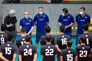 مرد ایتالیایی همه کاره تمرینات تیم ملی والیبال