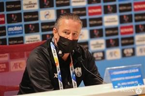 سرمربی الاهلی: استقلال تیم قدرتمندی بود