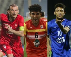 تیم منتخب ایرانیها در هفته اول لیگ قهرمانان آسیا