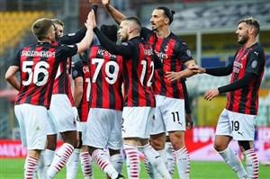 میلان 2-1 جنووا؛ پیروزی نفسگیر در سنسیرو