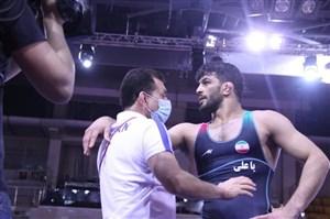 حسن یزدانی را به تیم ملی فوتبال دعوت کنید (عکس)