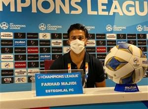 مجیدی: خودمان را برای قهرمانی آسیا آماده کردیم