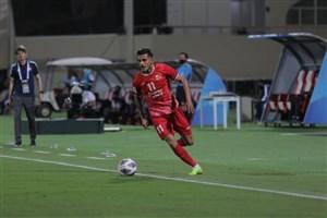 تیکدری؛ آماده برای جشن پیروزی در امارات
