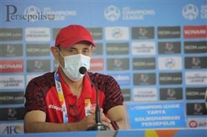 گلمحمدی: گروه ما به هیچ عنوان ساده نیست