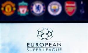 گزارش: نبرد سوپرلیگ فوتبال اروپا هنوز تمام نشده