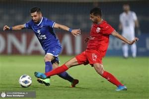 شکایت باشگاه استقلال از داور سنگاپوری