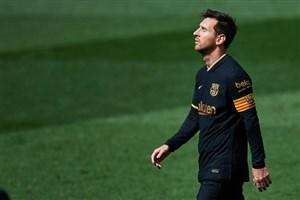 نه؛ مسی هیچ پاسخی به پیشنهاد بارسلونا نداده