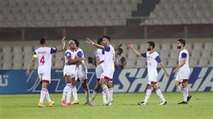صعود شارجه امارات از گروه B لیگ قهرمانان