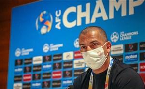 مربی الدحیل: ما هنوز از دور مسابقات کنار نرفته ایم