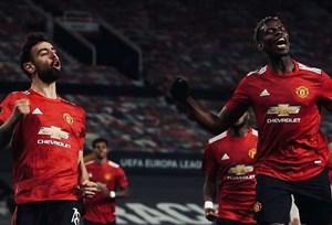 منچستریونایتد 6-2 رم: حمله به جام