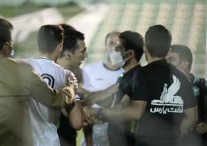 جنجال بزرگ در دوئل حذفی فوتبال ایران