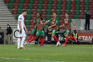 لیگ پرتغال؛ یک امتیاز با ارزش برای ماریتیمو