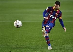 بارسلونا نمی تواند پنالتیها را گل کند!
