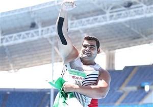 قول محمدیان برای دبل در کسب مدال پارالمپیک