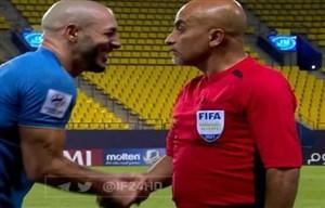 عجیبترین لحظه لیگ قهرمانان آسیا (عکس)